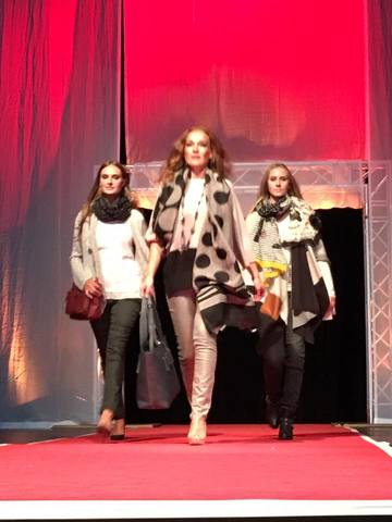 von Rechtenthal Clever Business Bags on the Catwalk!