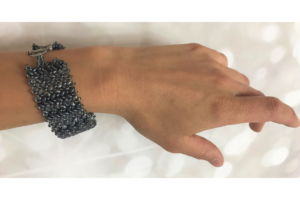 "Armband ""Anthra"""