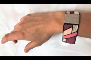 """Armband """"Mondrian"""""""