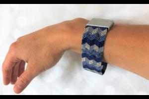 """Armband """"Viktor"""" in Variante Drei"""